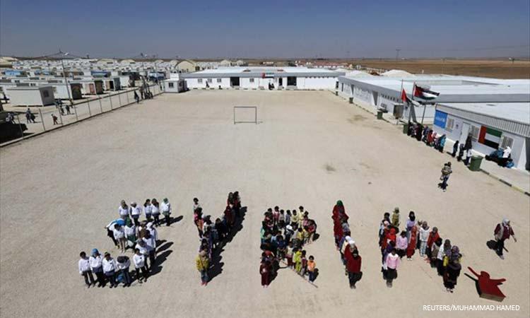 Συρία: 5 εκατ. παιδιά εκτοπίστηκαν ή έγιναν πρόσφυγες λόγω του πολέμου