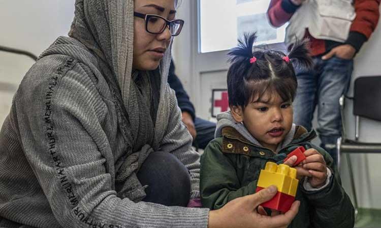 Γιατροί Χωρίς Σύνορα: Τουλάχιστον 140 παιδιά με σοβαρά νοσήματα ζουν στη Μόρια