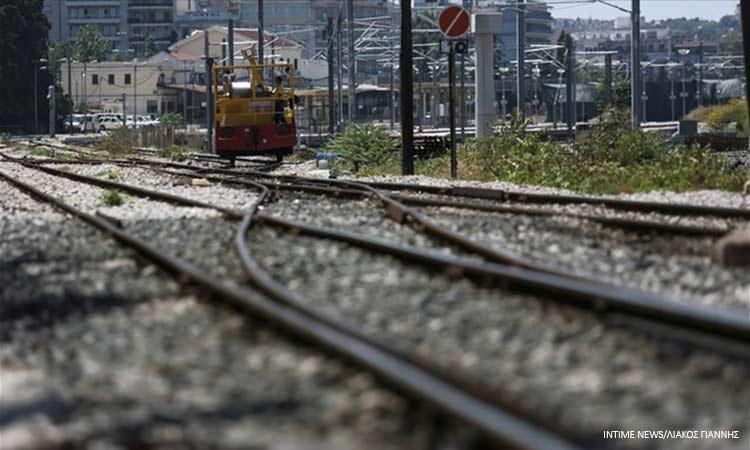 Ένας νεκρός και ένας τραυματίας στις γραμμές του τρένου στο χωριό Γέφυρα Θεσσαλονίκης