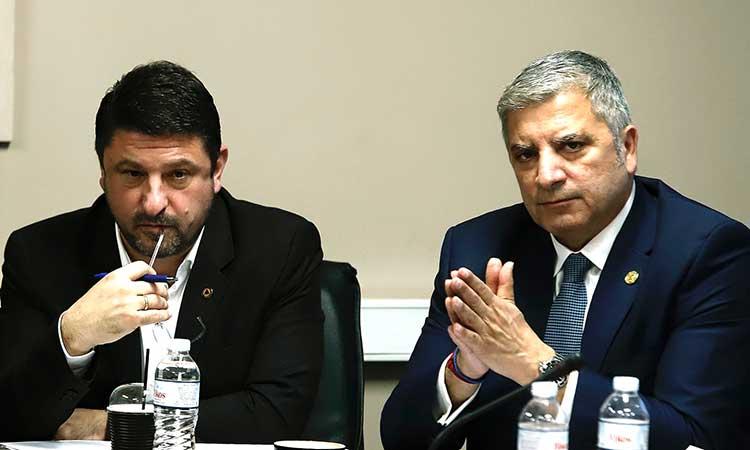Γ. Πατούλης: Προς τη σωστή κατεύθυνση το σχέδιο νόμου για την καλύτερη θωράκιση της χώρας και των πολιτών