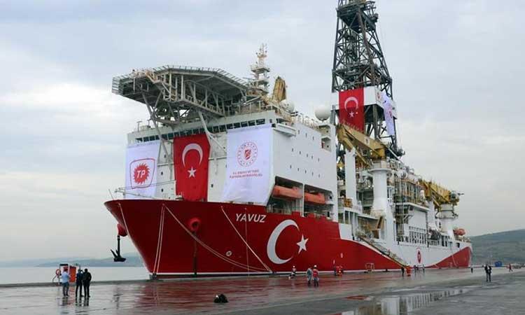 Εντείνεται η τουρκική προκλητικότητα: Το «Γιαβούζ» έφτασε στο οικόπεδο 8 της κυπριακής ΑΟΖ