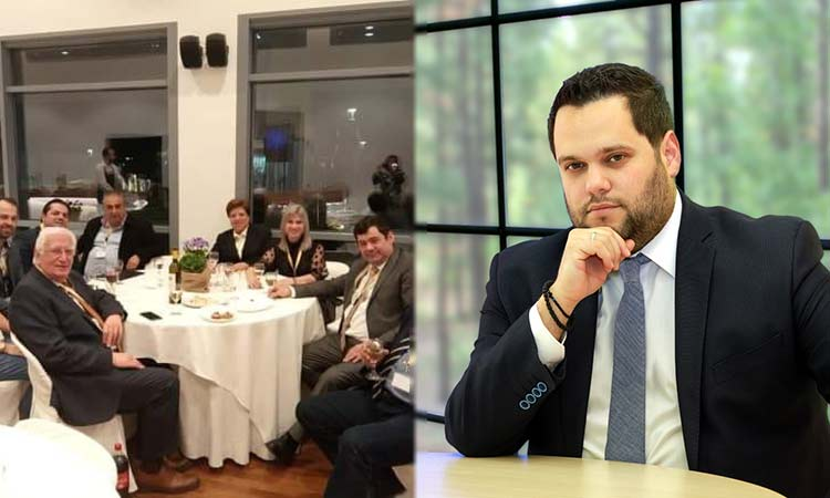 Νέες αντιδράσεις για την «1η Επιχειρηματική Συνάντηση» Λυκόβρυσης – Πεύκης