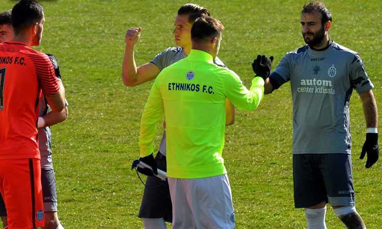 «Στραβοπάτησε» η Κηφισιά απέναντι στον Εθνικό, από τον οποίο έχασε στην έδρα της με 1-0
