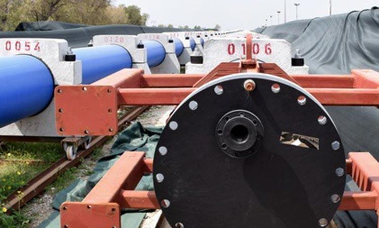 Δολιοφθορά στο έργο του υποθαλάσσιου αγωγού για την ύδρευση της Αίγινας – Άμεση επέμβαση της Περιφέρειας Αττικής