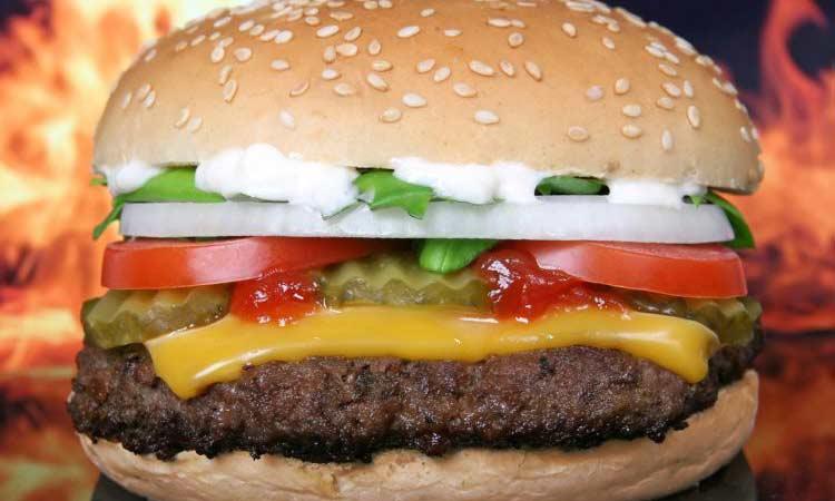 Κρύο στα Βόρεια… καιρός για burger!