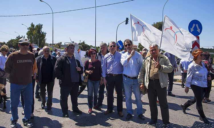 Συμμαχία Πολιτών: Όχι στα διόδια στην Κηφισιά, όχι και στη Μεταμόρφωση