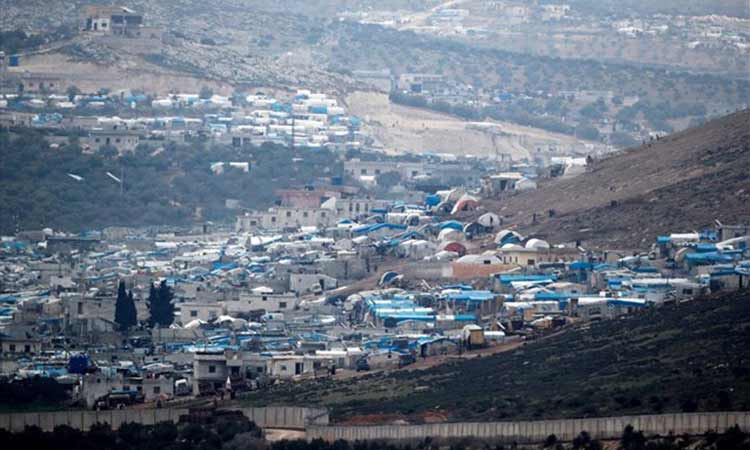 ΟΗΕ: Σχεδόν ένα εκατομμύριο οι εκτοπισμένοι από την Ιντλίμπ