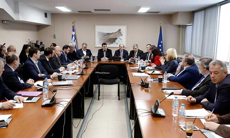Θέματα υπουργείου Περιβάλλοντος και Ενέργειας συζητήθηκαν στο Δ.Σ. της ΕΝΠΕ