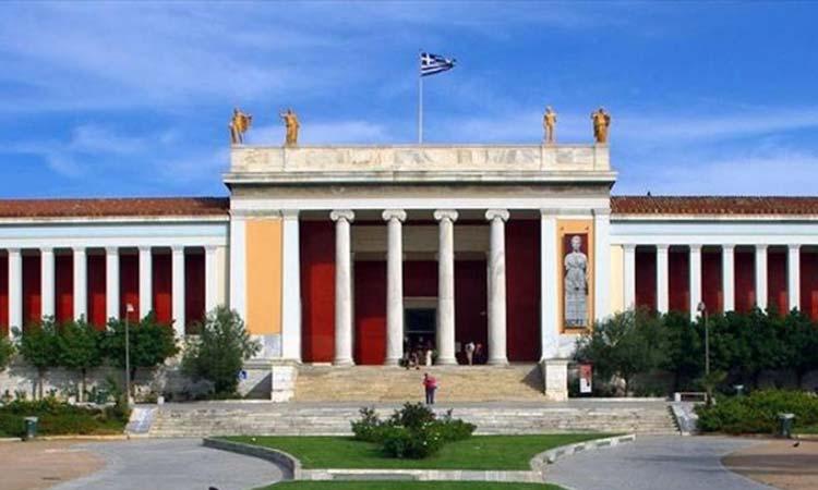 Ο «Δημήτριος Βικέλλας» επισκέπτεται το Εθνικό Αρχαιολογικό Μουσείο