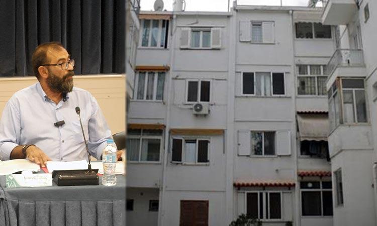 Νέα καταγγελία για τον Π. Κόνιαρη, αυτή τη φορά από τους κατοίκους Εργατικών Κατοικιών Αμαρουσίου