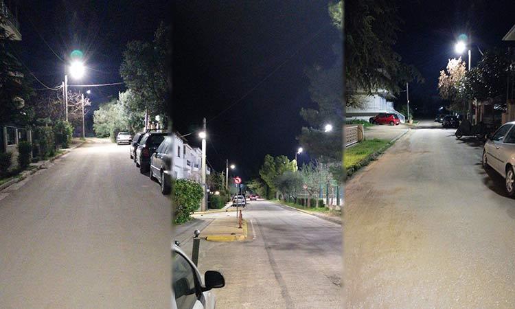 100 νέα φωτιστικά σώματα LED προμηθεύτηκε ο Δήμος Λυκόβρυσης – Πεύκης