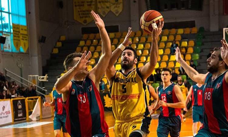 Β' Εθνική μπάσκετ: Με νίκες συνέχισαν Πανερυθραϊκός, Μαρούσι, Παπάγος και Μελίσσια στη 17η αγωνιστική