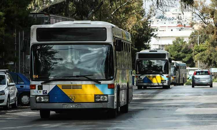 Μέσα Μαζικής Μεταφοράς: Κυκλοφορούν λεωφορεία και τρόλεϊ – Κανονικά μετρό (2&3) μέχρι Δ. Πλακεντίας