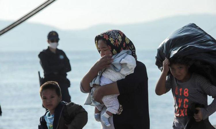 Αντικαπιταλιστική Ανατροπή: Συνέντευξη Τύπου για την αποστολή στο Β. Αιγαίο