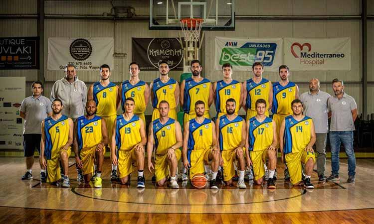 Α2 μπάσκετ Ανδρών: Δύσκολη νίκη του Ψυχικού επί της Ανατόλια με 75-68 για τη 18η αγωνιστική
