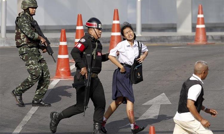 Ταϊλάνδη: Νεκρός ο 34χρονος δράστης του μακελειού – Στους 27 οι νεκροί