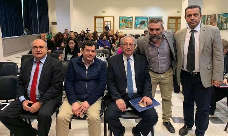 Στη 2η διαβούλευση του ΣΒΑΚ Δήμου Αμαρουσίου και ο δήμαρχος Λυκόβρυσης – Πεύκης