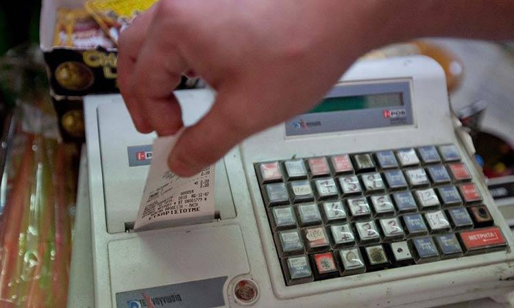 Από τον Ιούνιο οι ταμειακές μηχανές συνδέονται απευθείας με τις εφορίες