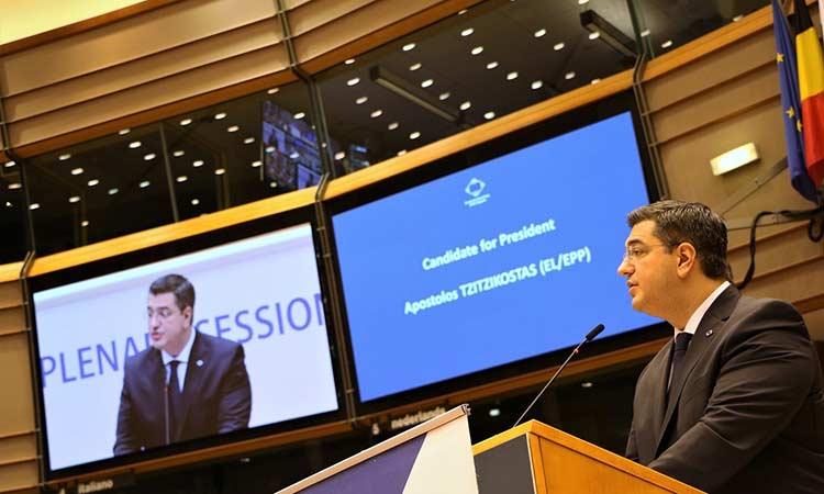 Απ. Τζιτζικώστας: Ο προϋπολογισμός της Ε.Ε. πρέπει να διαφυλάξει τα κονδύλια για τις τοπικές κοινωνίες