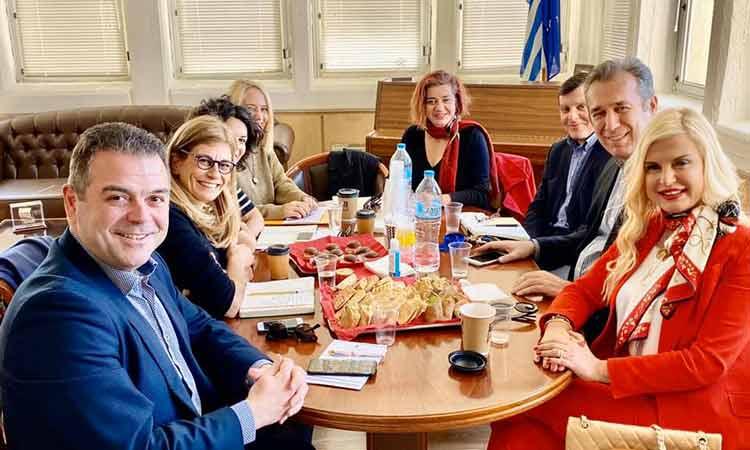 Συμμαχία Δικτύου για τους 17 Στόχους Βιώσιμης Ανάπτυξης ΟΗΕ, Πολιτισμού, Παιδείας, Περιβάλλοντος με τη Φιλοσοφική Σχολή Αθηνών