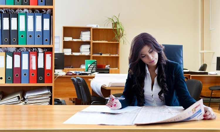 Eurostat: Μόλις το ένα τρίτο των στελεχών στις ευρωπαϊκές εταιρείες είναι γυναίκες