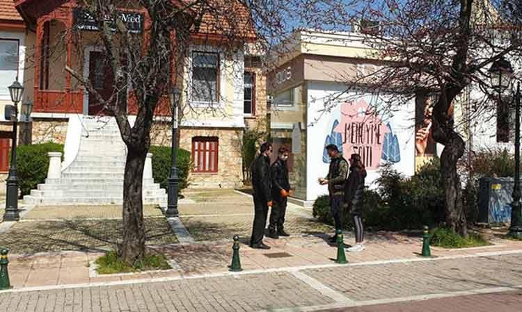 Πειθαρχούν οι πολίτες του Δήμου Κηφισιάς στα μέτρα περιορισμού των μετακινήσεων