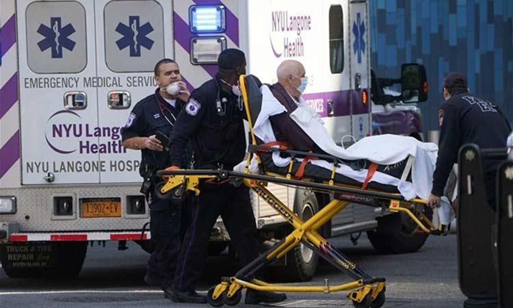 «Covid-19»: Πάνω από 24.000 θάνατοι παγκοσμίως – Οι ΗΠΑ ξεπέρασαν σε επιβεβαιωμένα κρούσματα την Κίνα