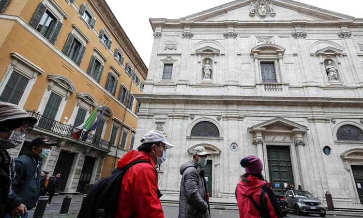 Κορωνοϊός: «Λουκέτο» σε όλα τα σχολεία και τα Πανεπιστήμια στην Ιταλία για δύο εβδομάδες