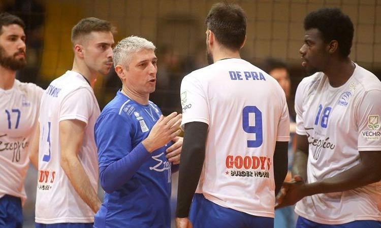 Volley League: Νίκη του ΑΟΠ Κηφισιάς επί του Παμβοχαϊκού στο «τάι μπρέικ»