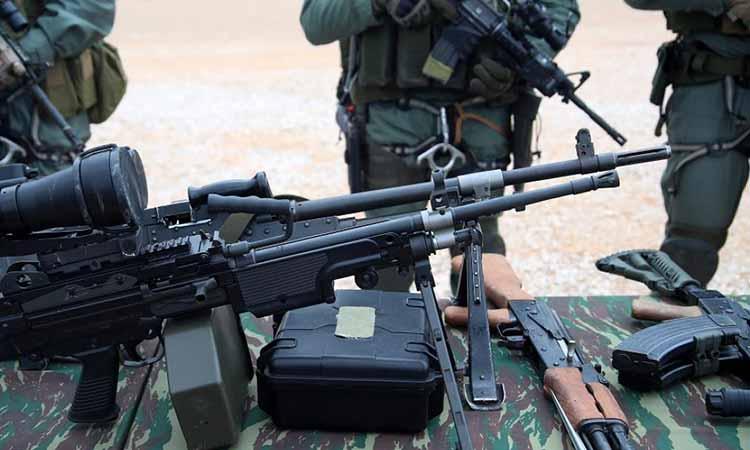 «Εκπαιδευτικές» βολές με πραγματικά πυρά στο Έβρο ανακοίνωσε ο Στρατός για την Καθαρά Δευτέρα