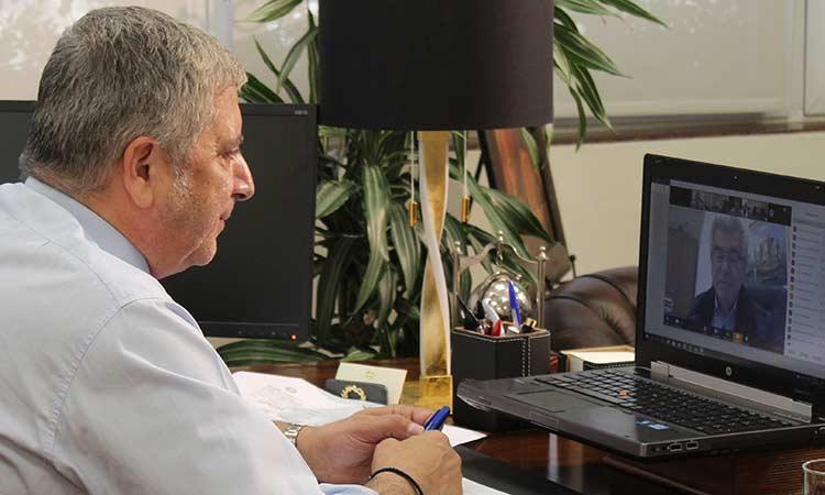Νέα τηλεδιάσκεψη Γ. Πατούλη με δημάρχους Αττικής για συντονισμό δράσεων
