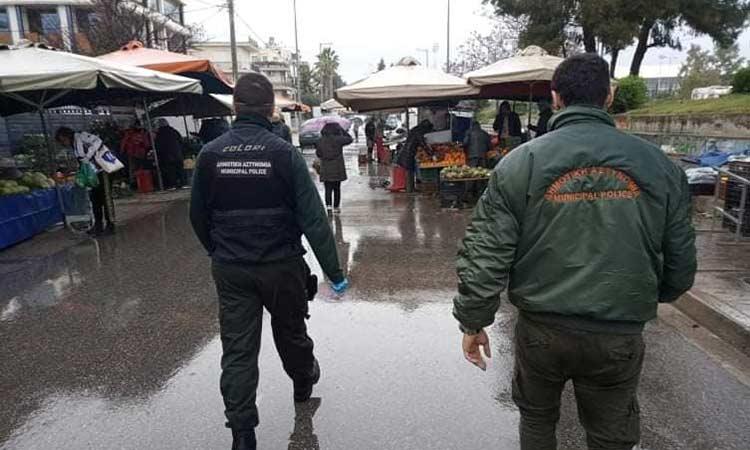 Παράταση λειτουργίας λαϊκής αγοράς επί της οδού Λαυρίου στην Αλσούπολη
