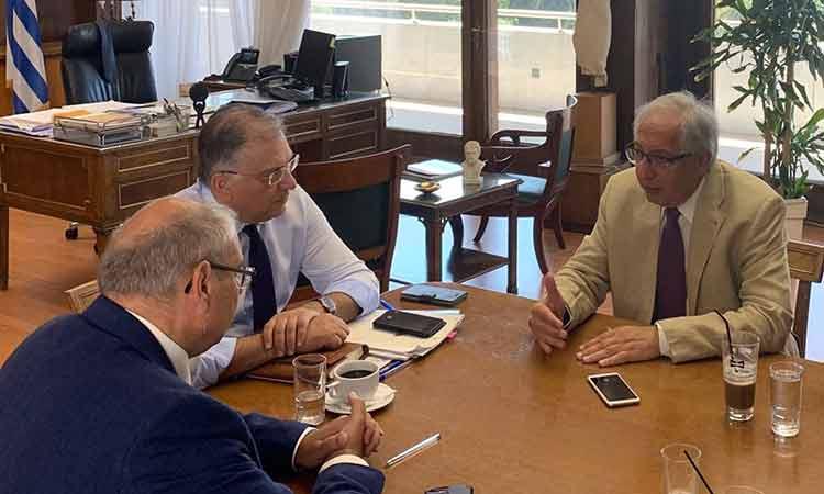Θ. Αμπατζόγλου: Υπουργείο Εσωτερικών και Τοπική Αυτοδιοίκηση μία ομπρέλα προστασίας την περίοδο της πανδημίας