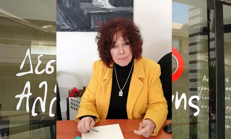 Η Ντίνα Μανωλοπούλου στο «Ε»: Να… κλείσουμε την πόρτα στον «Covid-19»