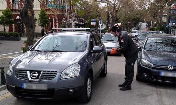 Με αμείωτη ένταση συνεχίζονται οι έλεγχοι κυκλοφορίας από τη Δημοτική Αστυνομία Κηφισιάς