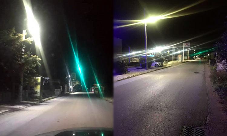 Λαμπτήρες φωτισμού τύπου «Led» σε κεντρικούς δρόμους του Δήμου Κηφισιάς