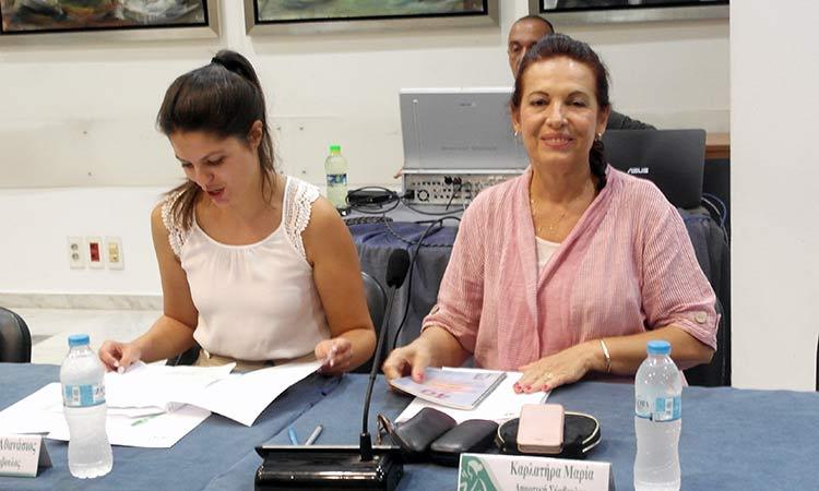 Μ. Καρλατήρα: Έχει ευθύνες η δημοτική αρχή Αμαρουσίου στη διαχείριση της πανδημίας
