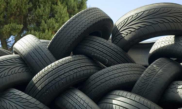 Συνεργασία Δήμου Νέας Ιωνίας για την ανακύκλωση των μεταχειρισμένων ελαστικών οχημάτων