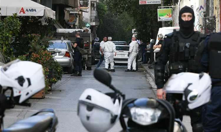 Αθήνα: Εκκένωση κτηρίου που τελούσε υπό κατάληψη
