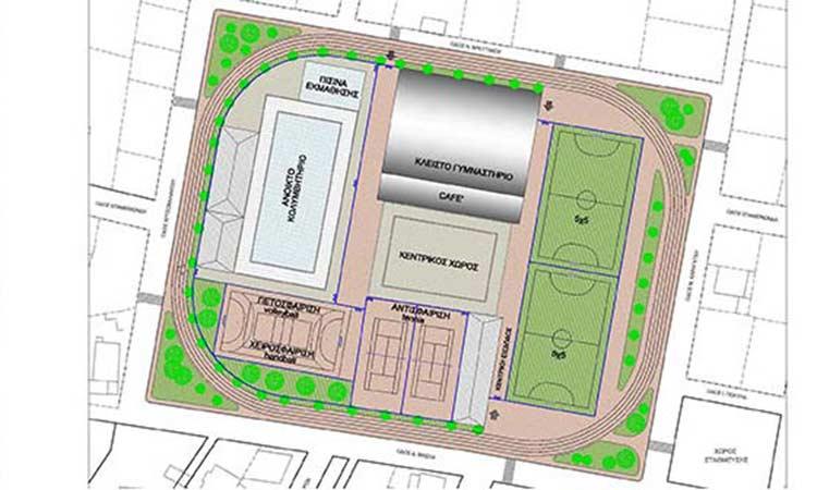 Οι προτάσεις της Νίκης των Πολιτών για τον αθλητικό χώρο στα Πευκάκια