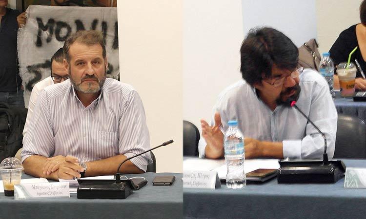 Έξι ερωτήματα των Π. Κούκουζα & Σ. Μπόγδανου προς τον Δήμο Αμαρουσίου για την υπόθεση του ακινήτου στην οδό Χατζηαντωνίου 24