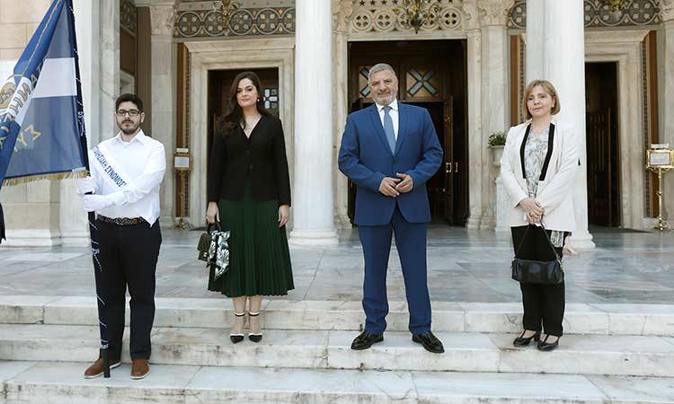 Στις εκδηλώσεις για την επέτειο της Ένωσης της Επτανήσου με την Ελλάδα ο περιφερειάρχης Αττικής