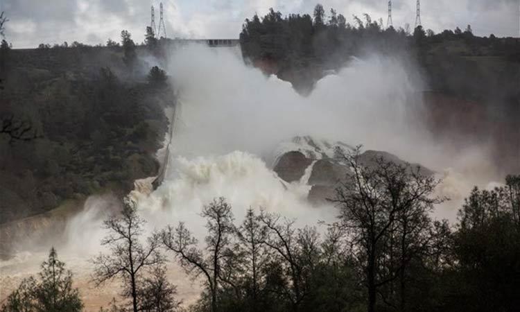 ΗΠΑ: Φράγματα κατέρρευσαν στο Μίσιγκαν λόγω σφοδρών βροχοπτώσεων