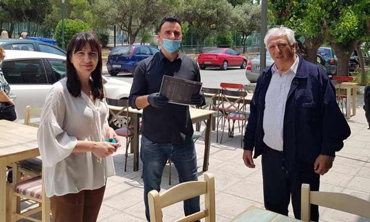 Δ. Κεχαγιά: Δήμος Πεντέλης και κάτοικοι στεκόμαστε στο πλευρό των επιχειρήσεων της περιοχής