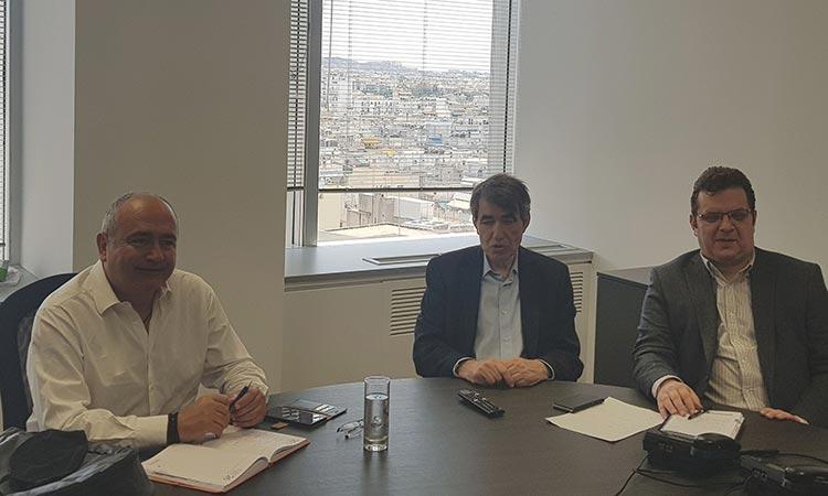 Συνεργασία Δήμου Ηρακλείου Αττικής και της Επιτροπής «Ελλάδα 2021»
