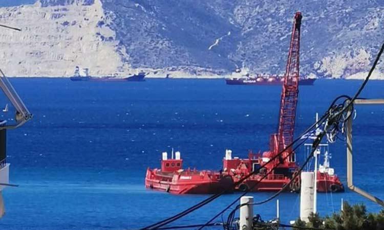 Αντικαπιταλιστική Ανατροπή στην Αττική: «Θεατρική παράσταση» στο ΠΕ.ΣΥ. για τη ΜΠΕ στον λιμένα του Πειραιά