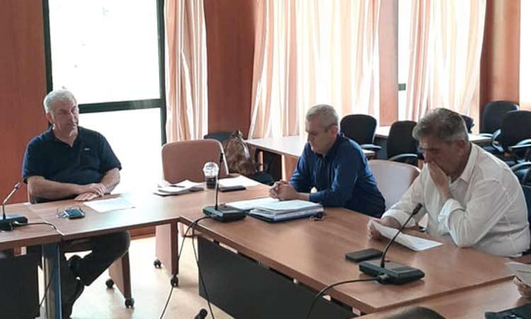 Ο πρόεδρος του ΣΠΑΠ στο ΣΤΟ Δήμου Λυκόβρυσης – Πεύκης