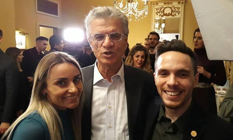 Ο Γ. Θεοδωρακόπουλος μιλά για τον Λ. Πετρούνια και τη Β. Μιλλιούση
