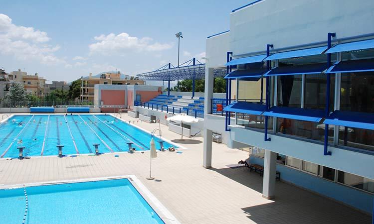Κλειστό στις 15 & 16/2 το κολυμβητήριο του Διασχολικού Αθλητικού Κέντρου Δήμου Πεντέλης