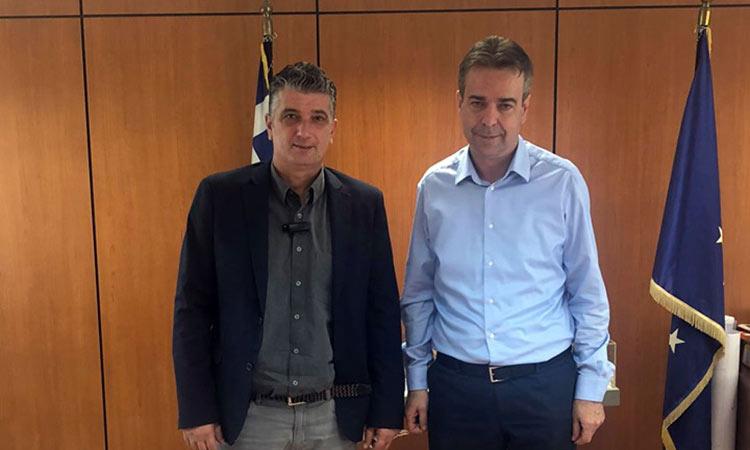 Ξ. Μανιατογιάννης: Ο Δήμος Βριλησσίων θα αποκτήσει τρεις νέες αίθουσες για τη δίχρονη προσχολική αγωγή